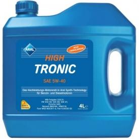 ARAL HIGH TRONIC 5W40 4L
