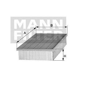 Filtru aer Mann C25100