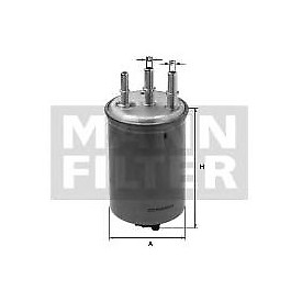 Filtru combustibil Mann WK829/3