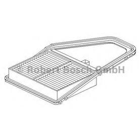 Filtru aer Bosch 1457433076