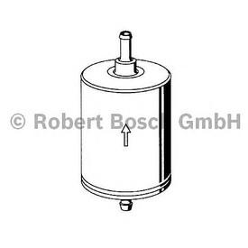 Filtru combustibil Bosch 0450905905