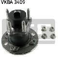 Rulment roata SKF VKBA3409