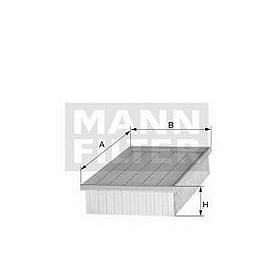 FILTRU AER MANN C37153