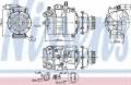 Compresor AC NISSENS 89036
