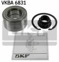 Set rulment roata SKF VKBA6831