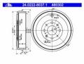Set tamburi frana Corsa D 480302