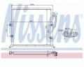 Radiator AC Nissens  94157