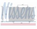 Radiator AC Nissens  94208