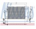 Radiator AC Nissens  94207