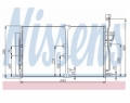Radiator AC Nissens  94977