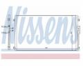 Radiator AC Nissens  94557