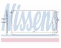Radiator AC Nissens  94716
