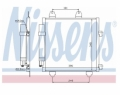 Radiator AC Nissens  94891