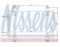Radiator AC Nissens  94712
