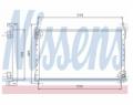 Radiator AC Nissens  94530