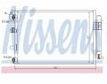 Radiator AC Nissens  940222