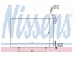Radiator AC Nissens  940107