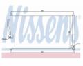 Radiator AC Nissens  94458