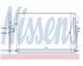 Radiator AC Nissens  94464