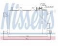 Radiator AC Nissens  940100