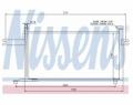 Radiator AC Nissens  94498
