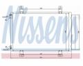 Radiator AC Nissens  940079
