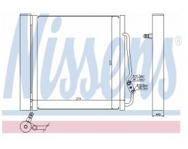 Radiator AC Nissens  94543