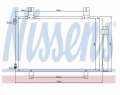 Radiator AC Nissens  940057