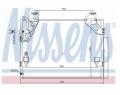 Radiator AC Nissens  940082