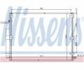 Radiator AC Nissens  940375