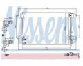 Radiator AC Nissens  940238