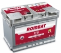 Rombat  EFB START/STOP 75Ah
