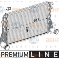 Intercooler Behr-Hella 8ML376746721