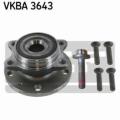 Rulment roata SKF VKBA3643