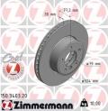 Set discuri frana fata Zimmermann 150.3403.20